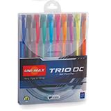 Bolígrafo unimax trio 10 unidades M02216