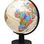Bola del mundo con luz 32cm M05804