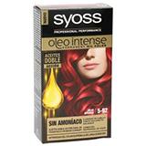 Syoss oleo intense tint 5-92 vermell intens