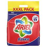 Ariel sac detergent bàsic en pols