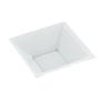 Bols quadrats blancs 1018