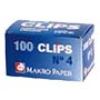 Clips makro nº4 100u