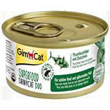 Gimcat shiny atún calabacín 78650