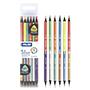 Colores milan fluorescentes&metal 6 unidades 137390