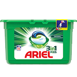Ariel càpsules regular 3en1
