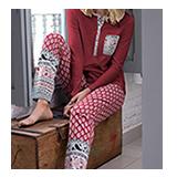 Pijama admas talla L 54154