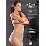 Calces faixa invisible talla xxl nude.