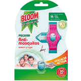 Bloom derm polsera antimosquits adults.