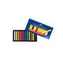 Colores pastel Faber-Castell 12u