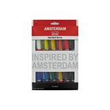 Estuche de acrílicos Talens Amsterdam 20ml 12u