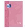 Recambio Oxford A4 cuadriculado 90g rosa 80 hojas