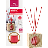 Cristalinas ambientador mikado fruits vermells.