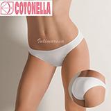 Calces cotonella 3487 blanca talla 2/S/38