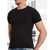 Samarreta Cotonella gu006 t4 negre
