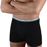 Boxer cotonella AU126 talla M/3 negre