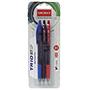 Bolígrafo unimax confort azul, rojo y negro B00112