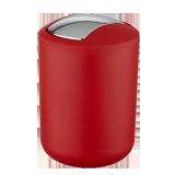 Cubo tapa 2l brasil rojo 21216.