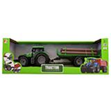Tractor amb remolc 139762