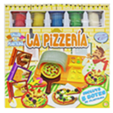 Plastilina pizza party 116983