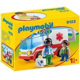 1.2.3 Ambulància Playmobil 9122