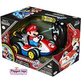 Nintendo mini mario kart rc 2497.