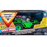 Monster jam grave diver 1:24 6192668