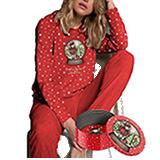 Pijama Santoro 54430 talla L