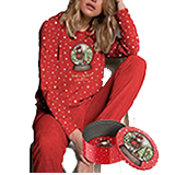 Pijama santoro 54430 talla XL