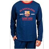 Pijama FCB hombre invierno talla XL 54904