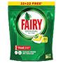 Fairy rentavaixelles tot en 1