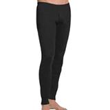 Isabel mora pantalo termal talla mitjana negre.