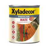 Xyladecor protec. mate incolor 5L 3/1 5153004