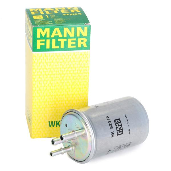 Filtre combustible WK 829/3 Mann