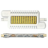 Lampara Lineal Led 9W R7S 4000K P/Foco