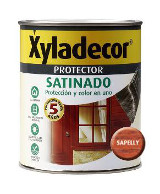 Xyladecor protector satinat Sapelly 375ml 5089319