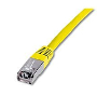Latiguillo FTP LSZH Cat.6 Amarillo 3m