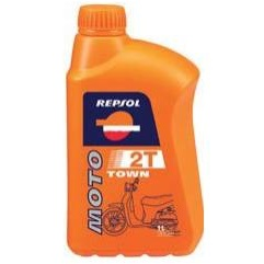Aceite Moto Stand.Town 2T 125ml 151X53 Repsol