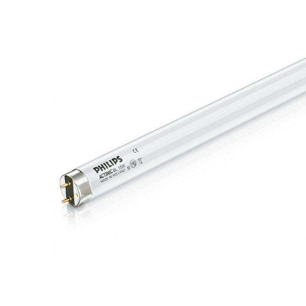 Fluorescent TLD Mata insectes Largo 15W/10 Philips