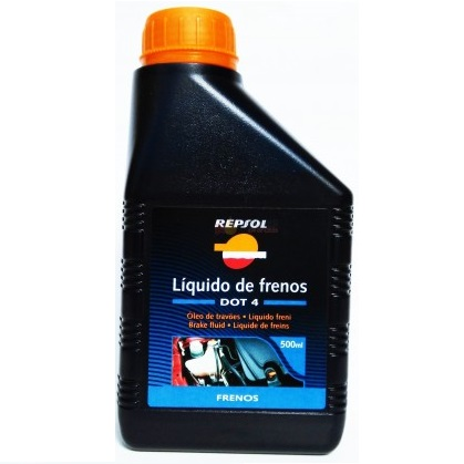 Oli líquid frens DOT-4 500ml Repsol