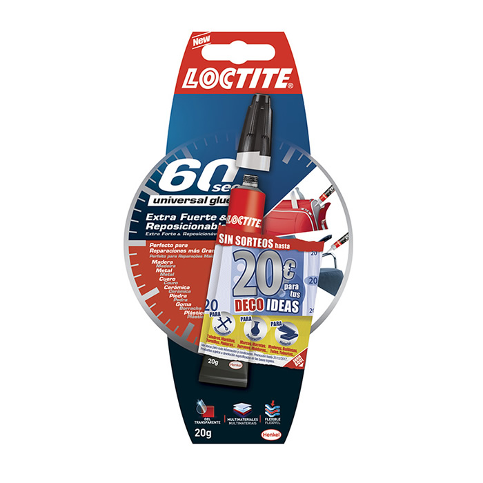 Loctite extra fort 20gr.