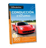 Conduccion Extrema Wonderbox