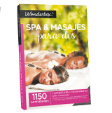 Spa/Massatge per Dos Wonderbox