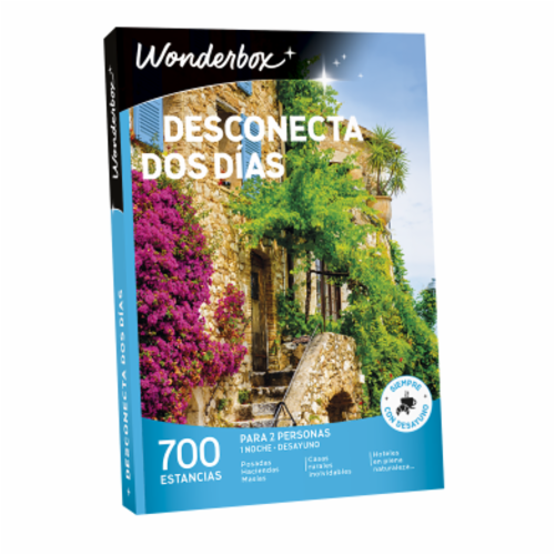 Desconnecta Dos Dies Wonderbox