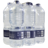 Aigua paq. de 6 ampolles