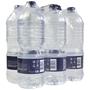 Aigua paq. de 6 botelles