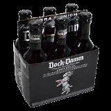 Cervesa negra Bock Damm paq. de 6 botellins