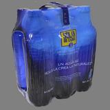 Agua mineral Solan de Cabras paq. de 6 botellas
