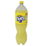 Fanta de llimona botella