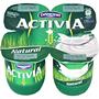 Iogurt activia Danone natural 4 u. de 125 g