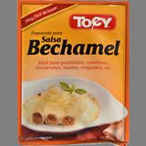 Salsa bechamel Tocy sobre